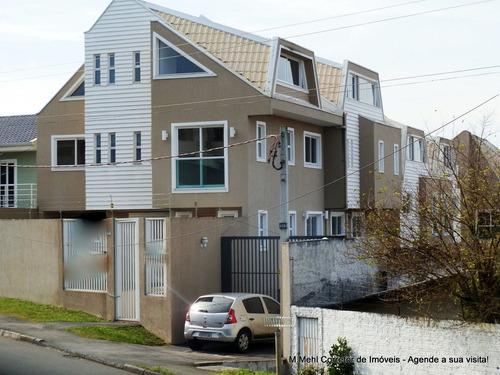 Sobrado Em Condomínio Com 3 Dormitórios À Venda Com 143m² Por R$ 620.000,00 No Bairro Boa Vista - Curitiba / Pr - M2bv-sfdv5