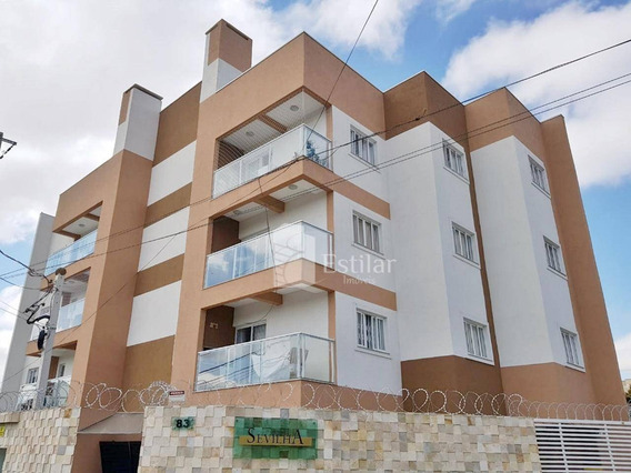 Apartamento 01 Quarto No Cidade Jardim, São José Dos Pinhais - Ap2525