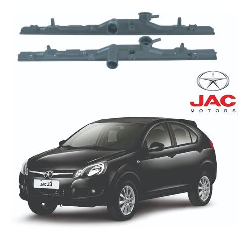 Caixa Radiador J3 Jac3 Superior 2010-11-12-13-14-15-16
