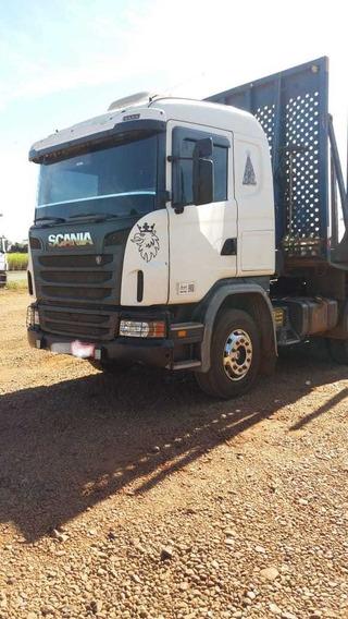Scania G 420 6x4 11/12 Traçado Bug Pesado R$ 200.000.