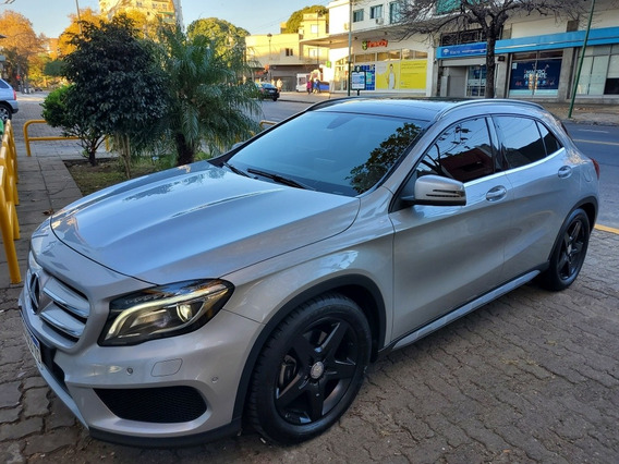 Mercedes-benz Clase Gla 1.6 Gla250 Amg-line 211cv 2016