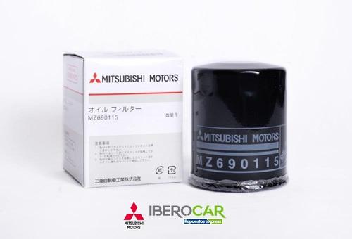 Imagen 1 de 6 de Filtro De Aceite Original Mitsubishi L200 2.4 Tdi  2016-2020