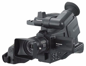 Filmadora Profissional Panasonic Ag Dvc20p Usado