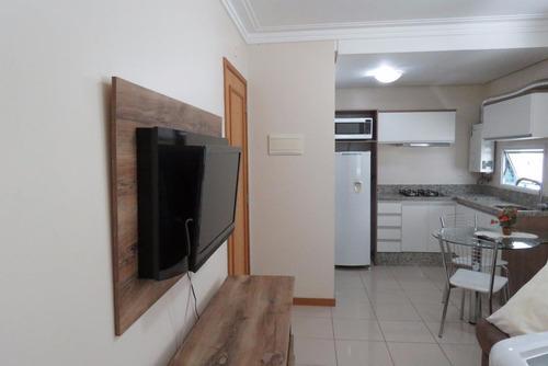 Imagem 1 de 15 de Apartamento Em Localização Privilegiada No Centro - Ap2427