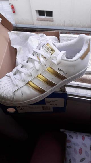Tênis Superstar adidas Original Tam 36