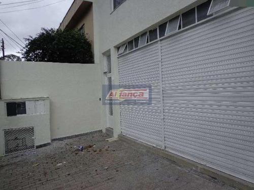 Sobrado À Venda, 425 M² Por R$ 1.275.000,00 - Vila São João - Guarulhos/sp - Ai5782