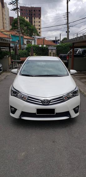 Toyota Corolla Altis 2.0 Flex Automático 2015/2016