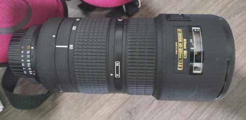 Lente Nikon 80-200mm F/2.8d Af-d Lente Zoom