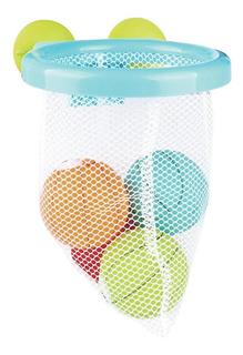 Juguete Basquet Para El Agua Red Y Pelotas Zippy Toys Cuotas