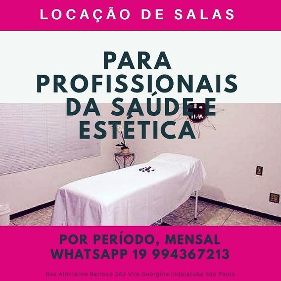 Salas Para Locação Para Profissionais Da Saúde E Estética