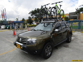 Renault Duster Dinamique 4x4 Full Equipo 2.0