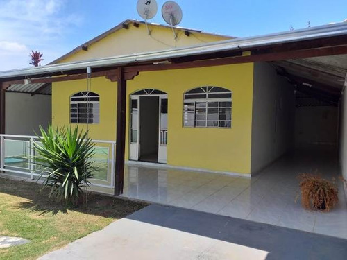 Casa Com 2 Quartos Para Comprar No Vale Das Acácias Em Ribeirão Das Neves/mg - Gar6814