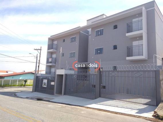 Apartamento Com 1 Dormitório À Venda, 35 M² Por R$ 138.000,00 - Jardim Gonçalves - Sorocaba/sp - Ap0542