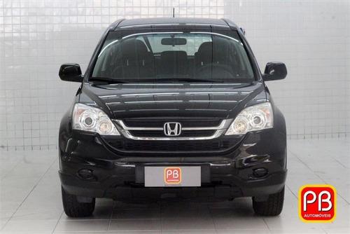 Honda Crv 2.0 Lx 4x2 16v Gasolina 4p Automático 2011/2011