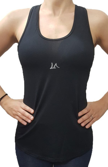 Musculosa Deportiva Mujer Dry Fit Liviana