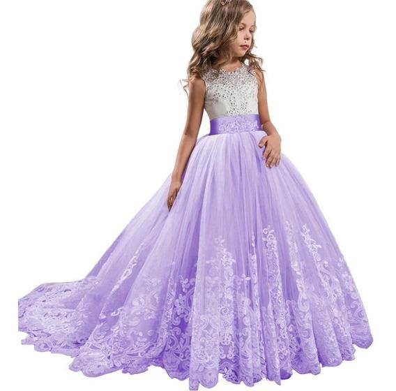 Vestidos Glamorosos Para Nenas Importados Eeuu