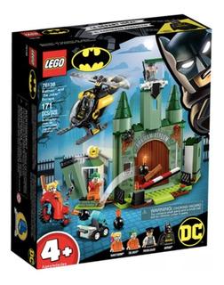 Lego Batman Y La Huida Del Joker Dc Comics 76138