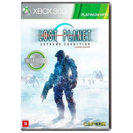 Lost Planet 1 Extreme Condition Xbox 360 Patch 100% Testada