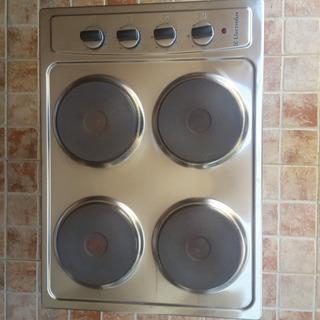Cocina Eléctrica De Tope Electrolux