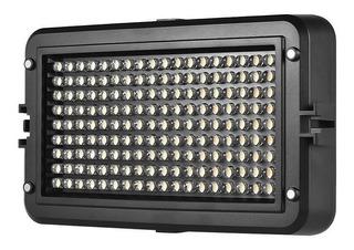 Iluminador Led Viltrox Vl-162t Cri95+ Bi-color Sem Bateria