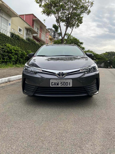 Toyota Corolla 2018 1.8 16v Gli Flex Multi-drive 4p