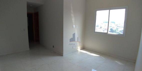 Apartamento Com 2 Dormitórios À Venda, 70 M² Por R$ 285.000,00 - Vila Falchi - Mauá/sp - Ap0468