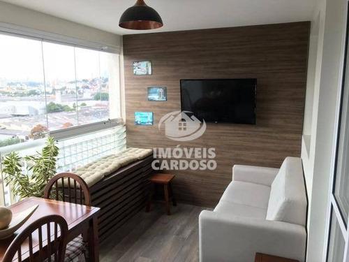 Imagem 1 de 19 de Apartamento Residencial À Venda, Vila Leopoldina, São Paulo. - Ap0165
