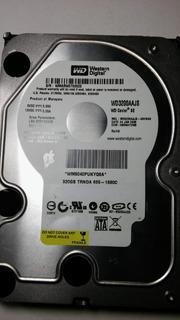 Placa Logica Western Digital 320gb Mod Wd3200aajs-40vwa0