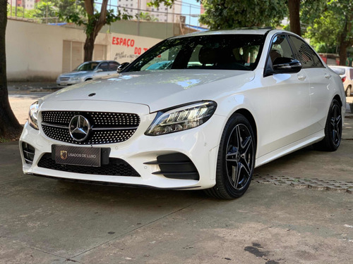 Mercedes-benz Classe C 2019 2.0 Sport Turbo 4p