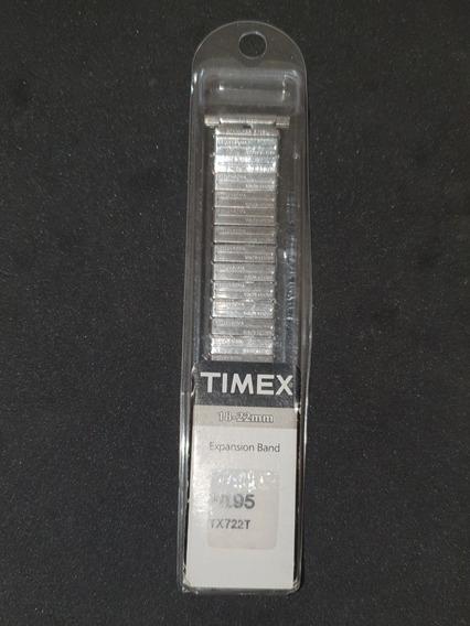 Expansion U Extensible Para Reloj 18-22 Mm