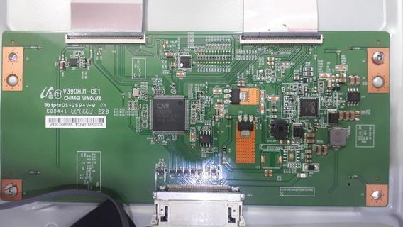 T-con LG 39ln5400 Sb V390hj1 Ce1 Com Os Flats