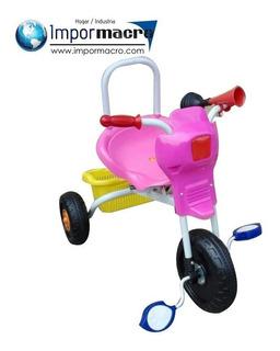 Triciclo Niño De 1 A 3 Años Nuevo Con Garantía