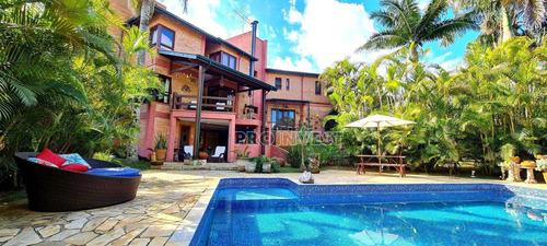 Casa Com 4 Dormitórios À Venda, 380 M² Por R$ 1.600.000,00 - Vargem Grande Paulista - Vargem Grande Paulista/sp - Ca9365