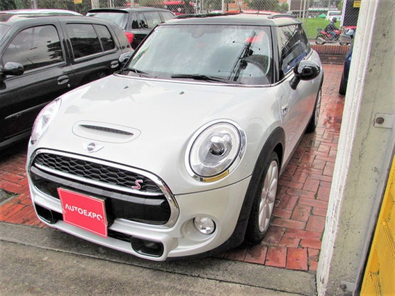 Mini Cooper S Pepper Sec 2 Gasolina