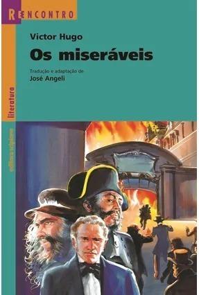 Os Miseráveis - Col. Reencontro Literatura