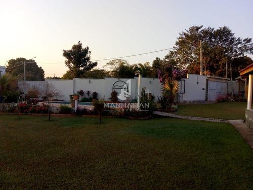 Imagem 1 de 4 de Chácara À Venda Em Residencial Vale Dos Lírios - Ch006312