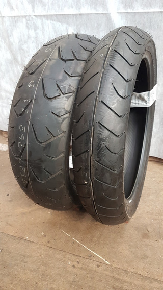 Pneu 180/60-16 E 130/70-18 Bridgestone - Goldwing