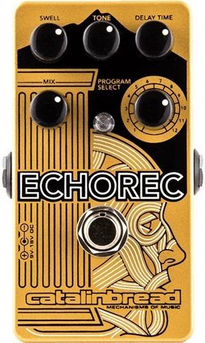 Pedal Catalinbread Echorec Multi-tap Echo Made In Usa