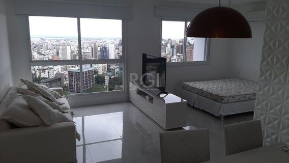 Apartamento Em Petrópolis Com 1 Dormitório - El56355932