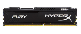 Memória 16gb Ddr4 3200mhz Kingston Hyperx Black Fury