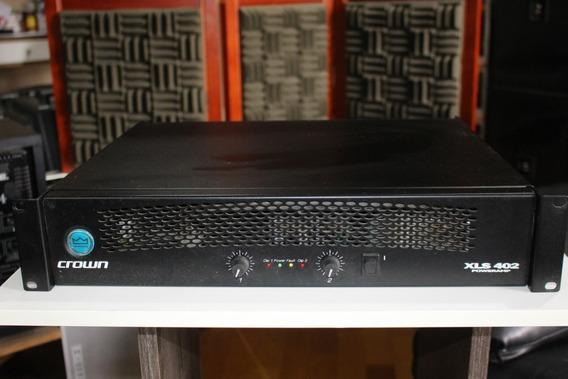 Potência Amplificador Profissional Estúdio Crown Xls402