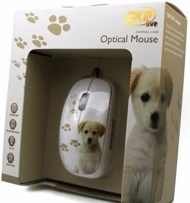 Imagen 1 de 1 de Mouse Óptico Perrito Disney 3d Alámbrico Usb Oferta Laptop