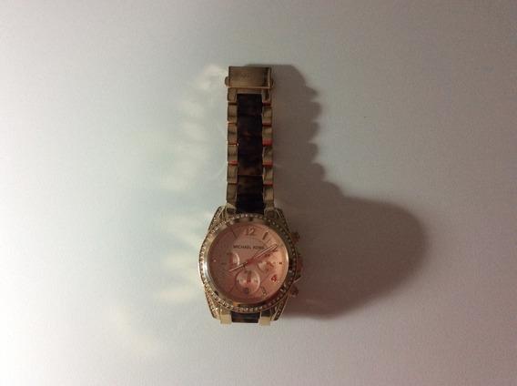 Relógio Feminino Michael Kors Original Excedente Estado
