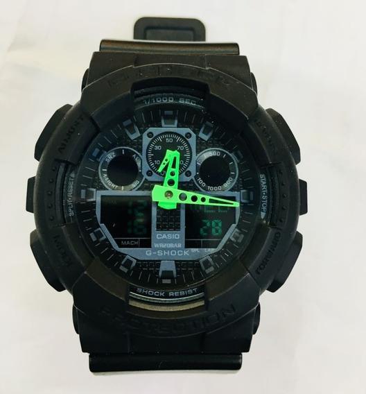 Relógio Masculino Cassio G-shock Ga 100