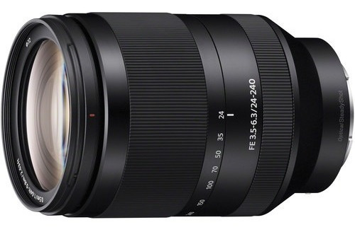 Lente Sony Fe 24-240mm F/3.5-6.3 Oss Com Nota Fiscal