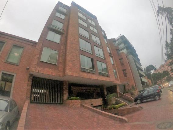 Arriendo Apartamento Amoblado En Rosales Mls #19-553 Fr