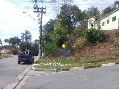 Terreno Comercial À Venda, Centro, Arujá. - Te0110