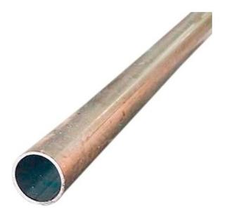 Tubo De Aço Galvanizado De 1/2 Com 40cm