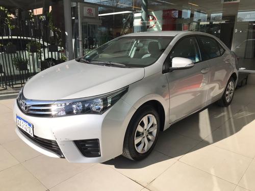 Imagen 1 de 11 de Toyota Corolla Xli Cvt- Nafta - 2016