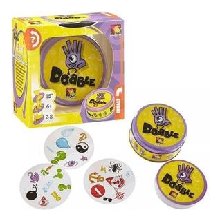 Dobble Juego De Cartas Velocidad Top Toys Original
